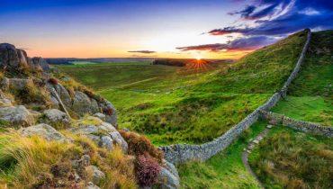 Northern England- Hadrian's Wall