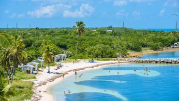 Calusa Beach, Bahia Honda State Park, Big Pine Key