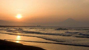 Enoshima (Kanagawa) - playas en japon