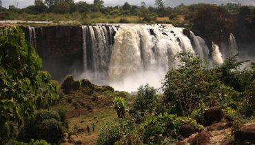 Las Cataratas del Nilo Azul - Viajar a Etiopia