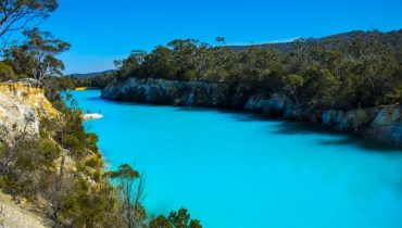 Little-Blue-Lake-Tasmania