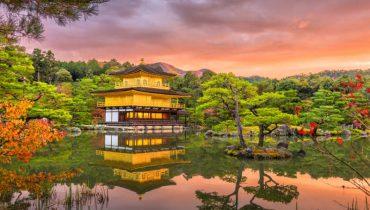 Templo de Kinkakuji - que ver en kioto