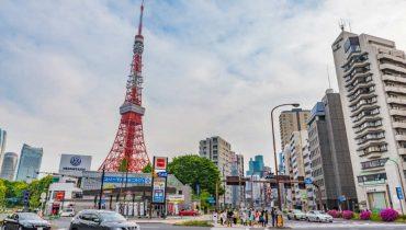 torre de tokio - tours en tokio