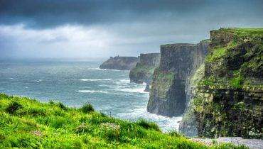 Acantilados de Moher - que ver en irlanda