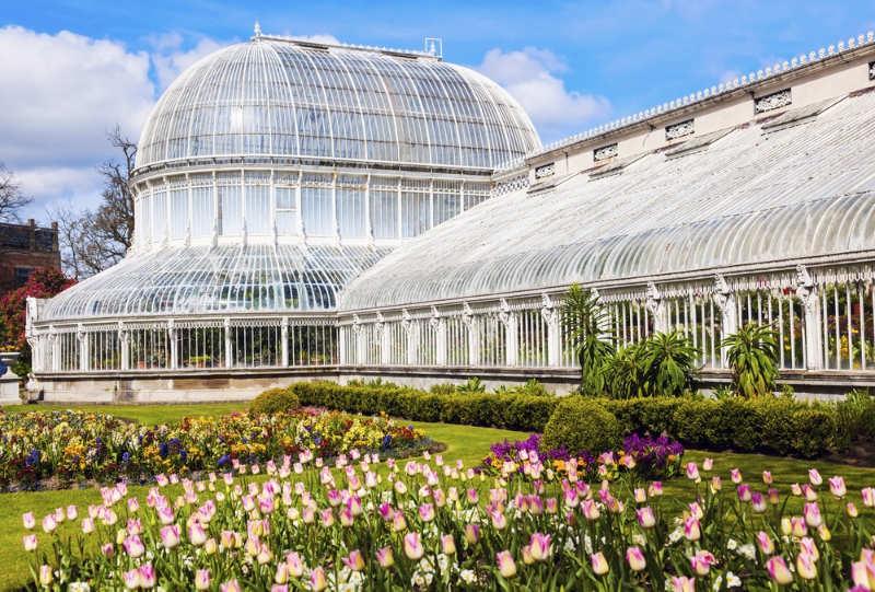 Botanic-Gardens-lugares-que-visitar-en-belfast