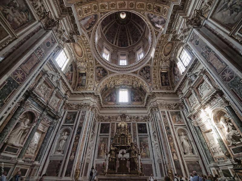 Basílica de Santa María la Mayor - que ver en roma