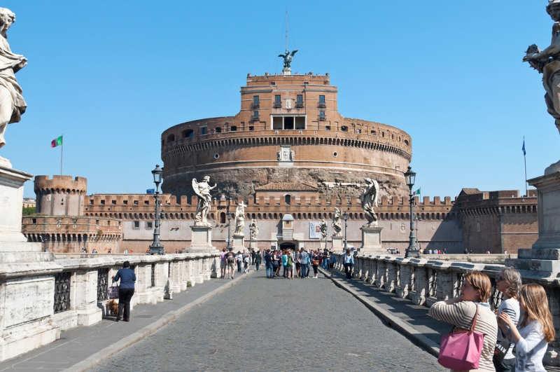 Castel Sant'angelo - que hacer en roma