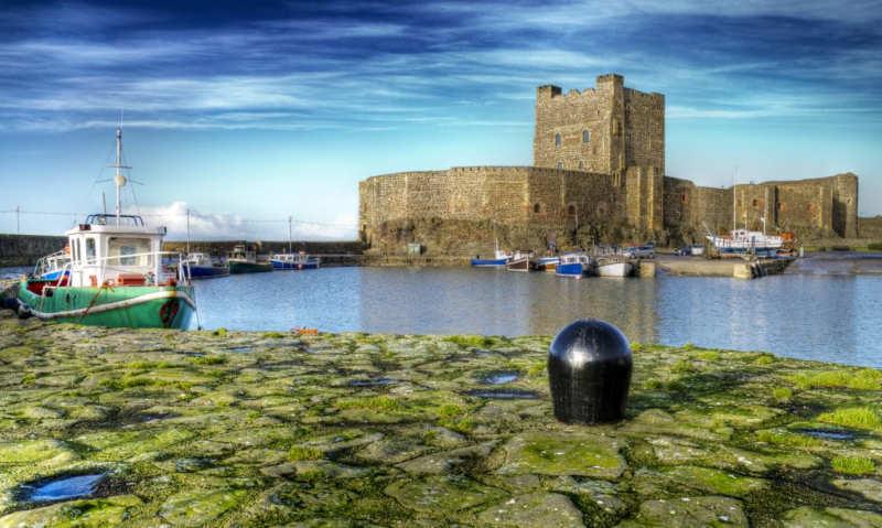 Castillo-de-Carrickfergus-irlanda-del-norte-que-ver