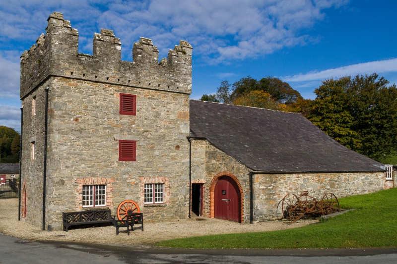 Castle Ward- cosas que ver en irlanda del norte