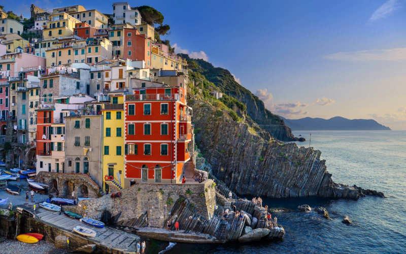 Cinque Terre - que ver en italia