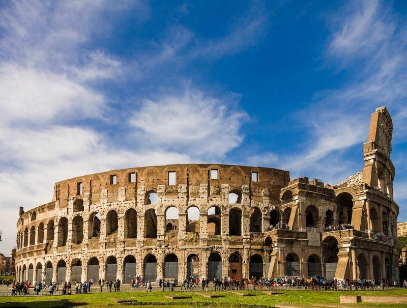 Coliseo - que ver en Roma