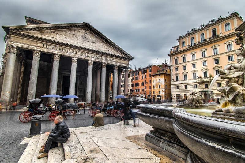 El panteon - mejores cosas que ver en roma