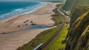 Ferrocarril Derry-Coleraine - que hacer en derry