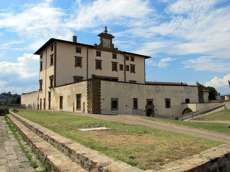 Forte di Belvedere - que ver en florencia