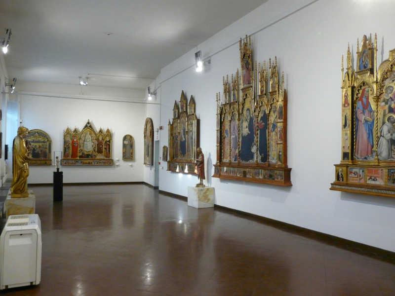 Galería Nacional de Siena - que hacer en siena
