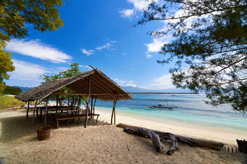 Gili Meno - cosas que ver en lombok