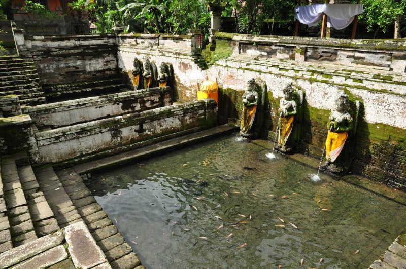 Goa Gajah - bali turismo