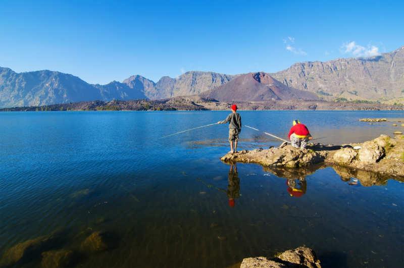 Lago Segara Anak - que hacer en lombok