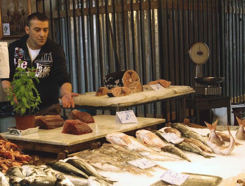 Mercados de comida de Palermo - que hacer en palermo