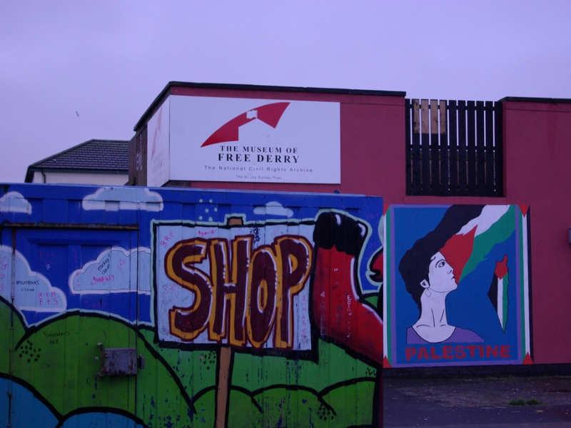 Museo-libre-de-Derry-que-hacer-en-derry