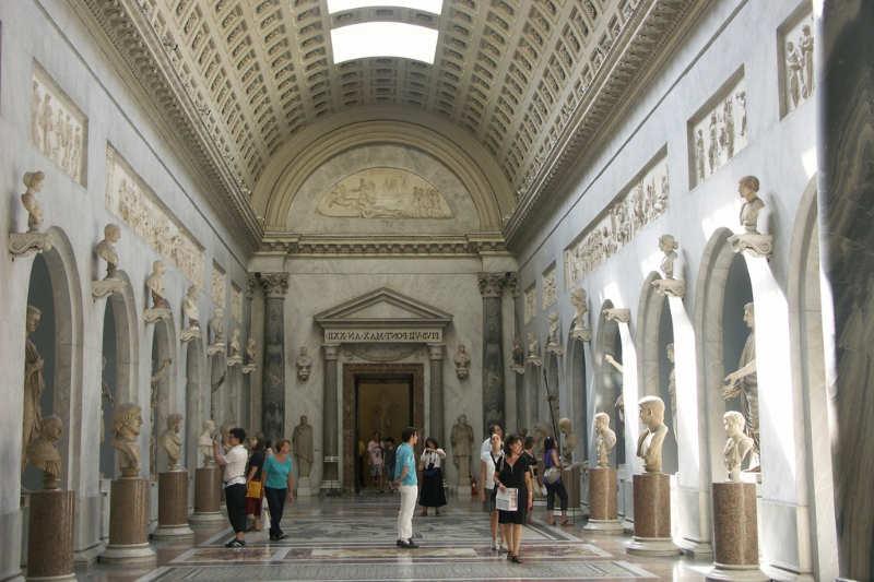 Museos vaticanos - cosas que hacer en roma