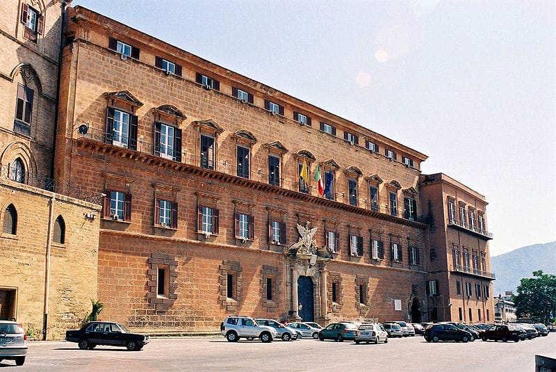 Palazzo dei Normanni - que ver en palermo