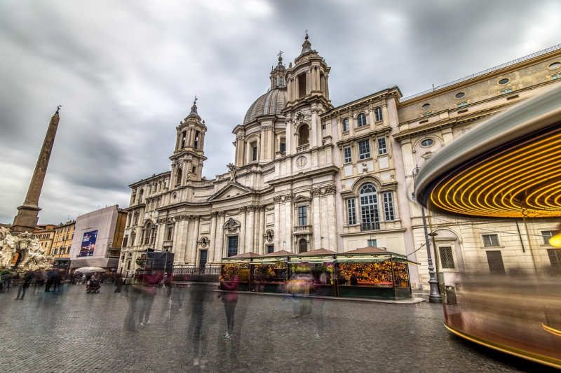 Piazza Navona - que ver en roma