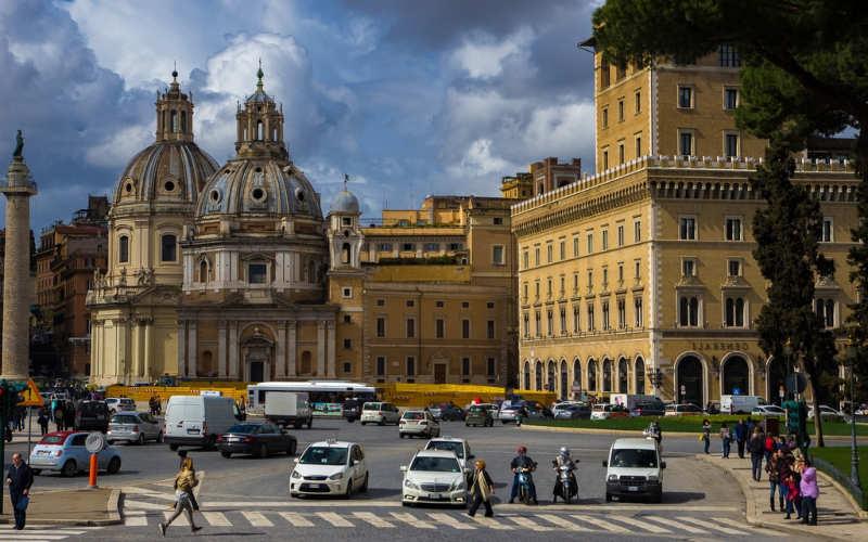 Piazza Venezia - que hacer en Roma