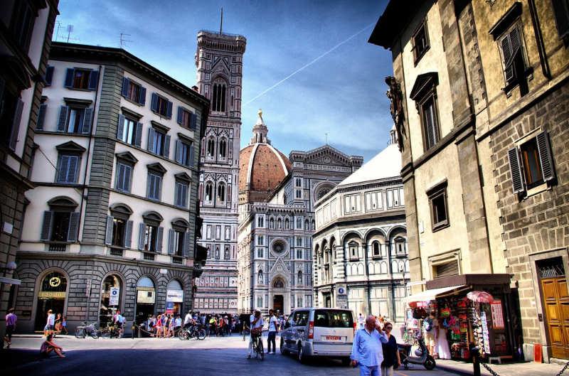 Piazza del Duomo - que hacer en florencia