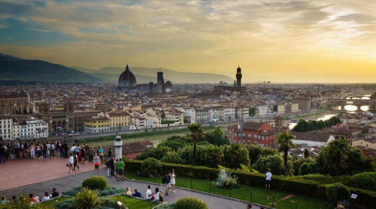 Piazzale Michelangelo - que hacer en florencia