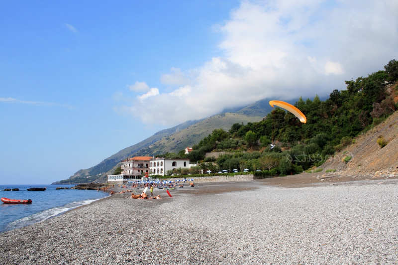 Playa Acquafredda di Maratea - playas italia