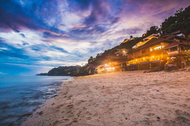 Playa Bingin - playas de bali