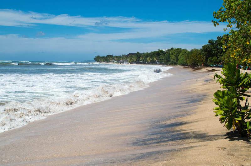 Playa Canggu - cosas que ver en bali