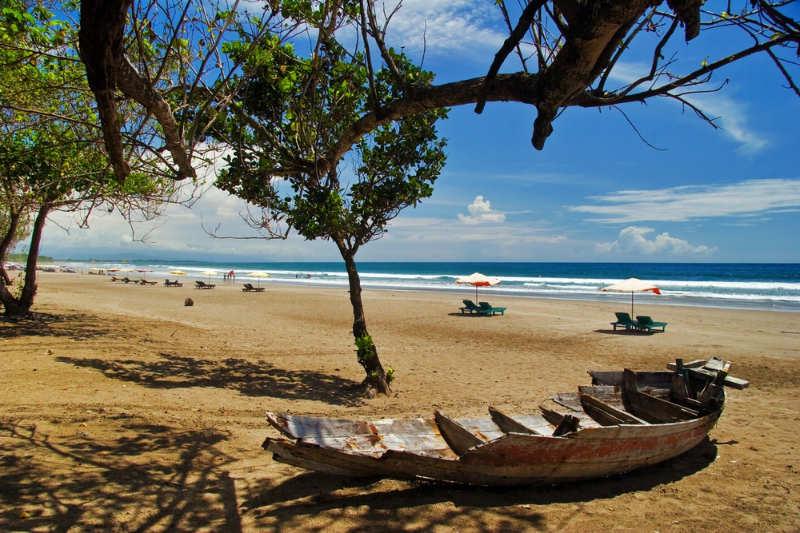 Playa Legian - playas en bali