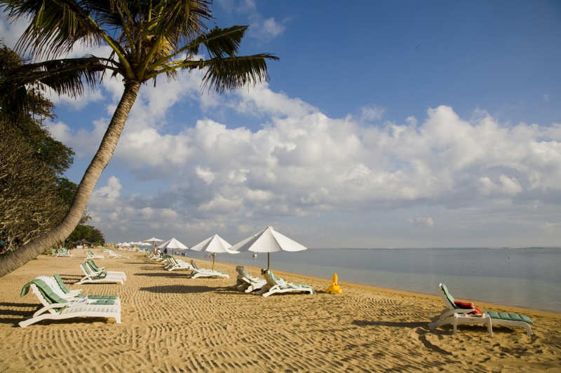 Playa Sanur - playas de bali