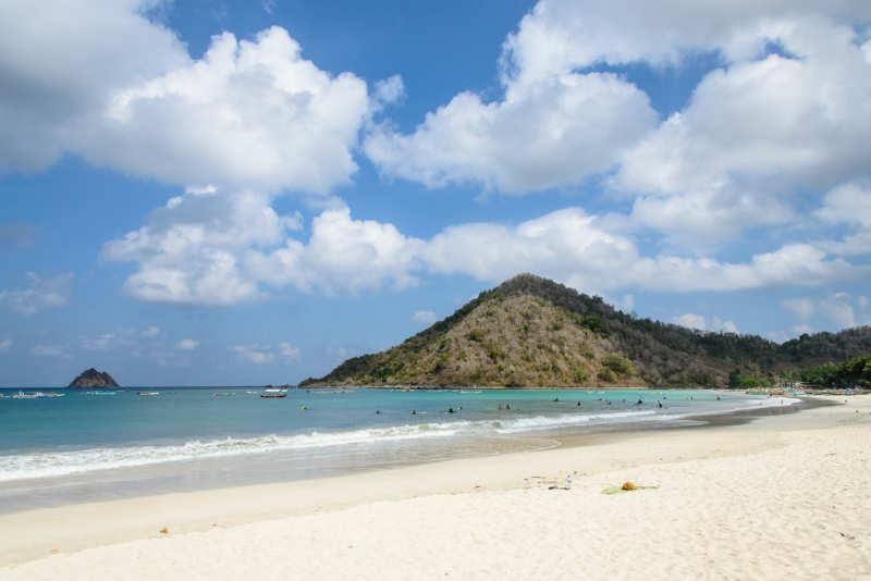 Playa Selong Belanak - que hacer en lombok