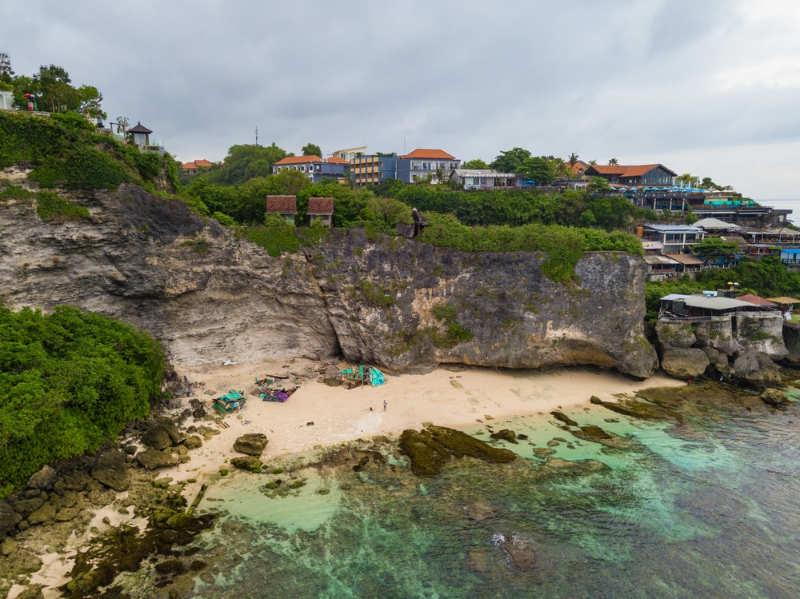 Playa Suluban - playas de bali