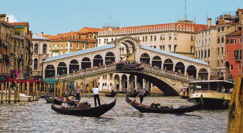 Ponte di Rialto - que ver en venecia