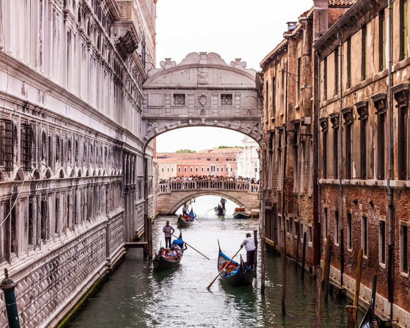 Puente de los Suspiros - que ver en venecia