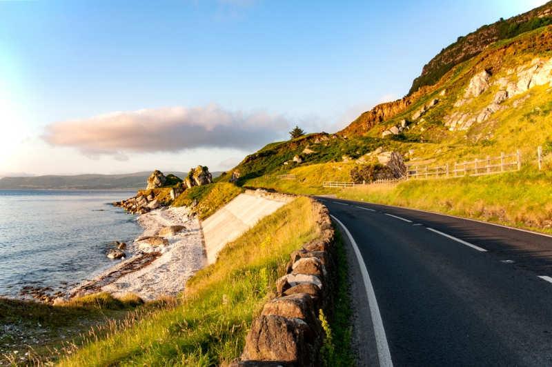 Ruta costera de la calzada - que ver en irlanda del norte