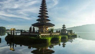 Templo Ulun Danu - que ver en bali
