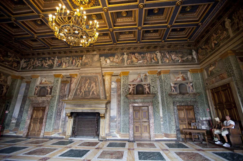 Villa Farnesina - que hacer en roma