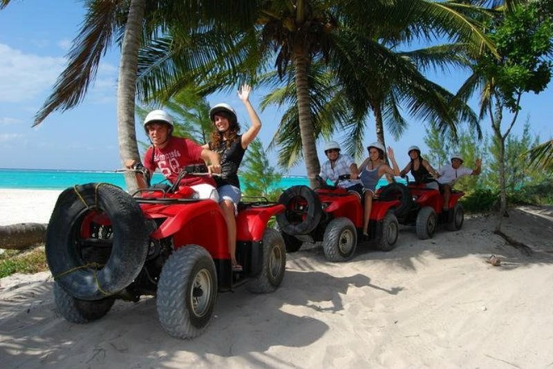 ATV y Speed ​​Boat Adventure de Cancún y Riviera Maya
