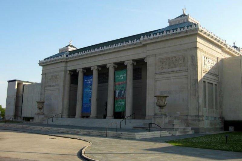 Admira el arte en el Museo de Arte de Nueva Orleans