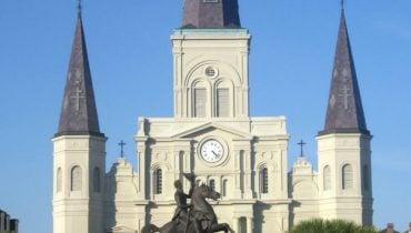 Admira la catedral de San Luis