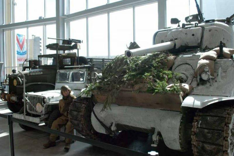 Aprende en el Museo Nacional de la Segunda Guerra Mundial