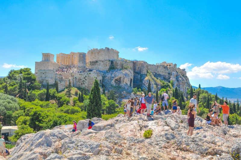 Areopagus - que ver en atenas