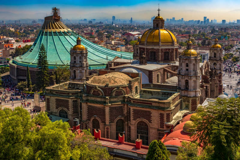 Basílica de nuestra señora de guadalupe