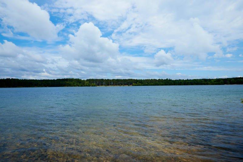 Crystal Lake, Sayner, Sheboygan