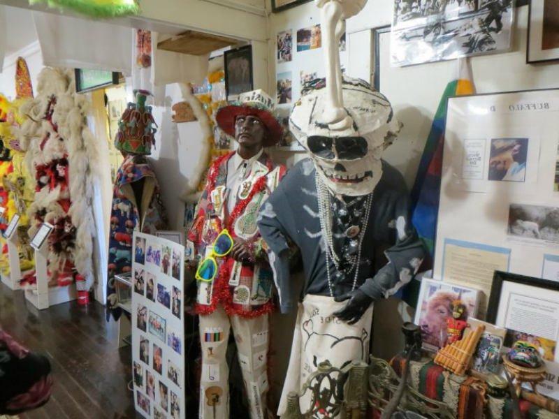 Cultívate en el Backstreet Cultural Museum